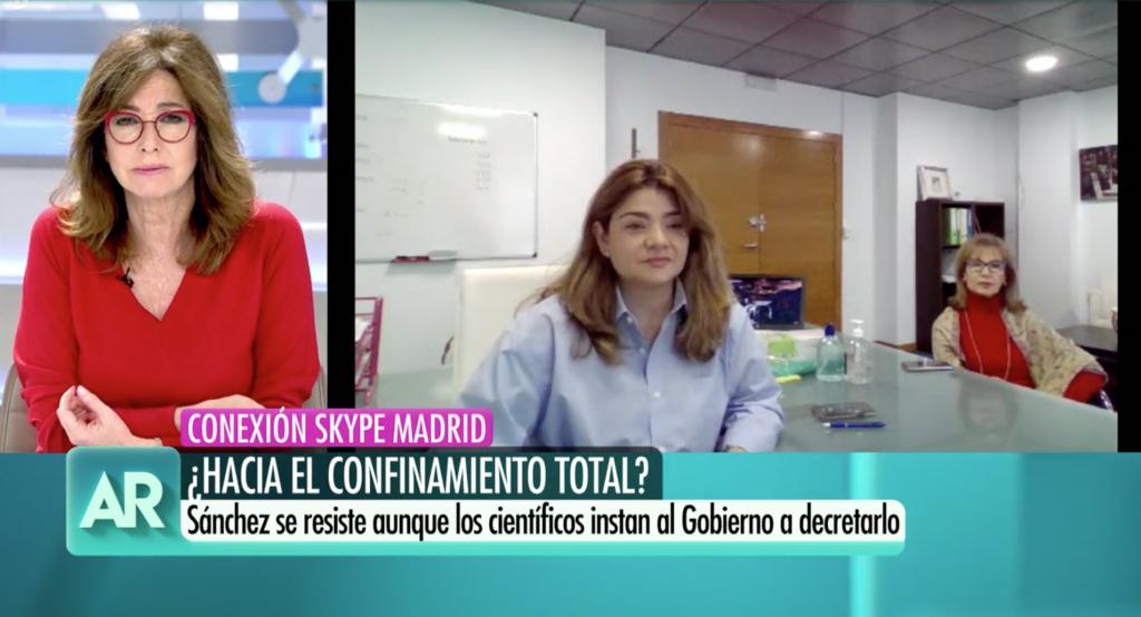 Entrevista de Ana Rosa