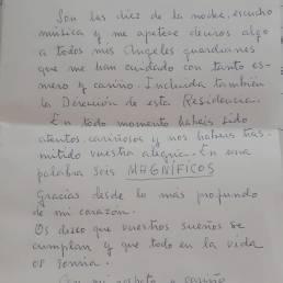 Carta de Reneé